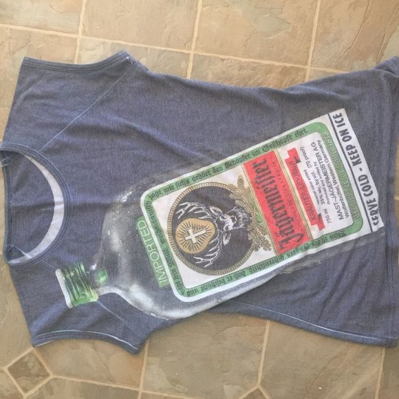 Jaegermeister t shirt XS cotton t shirt Tops Tees - Short Sleeve