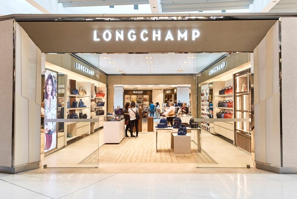 Lotte Duty Free to open Longchamp boutique at Guam Airport   Longchamp. French luxury brands. Boutique