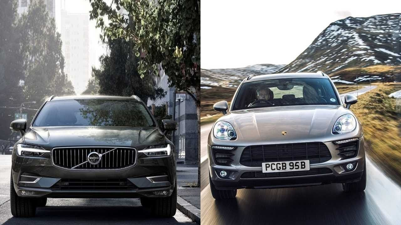2018 volvo xc60 vs 2015 porsche macan http youtube com carsbestvideos2