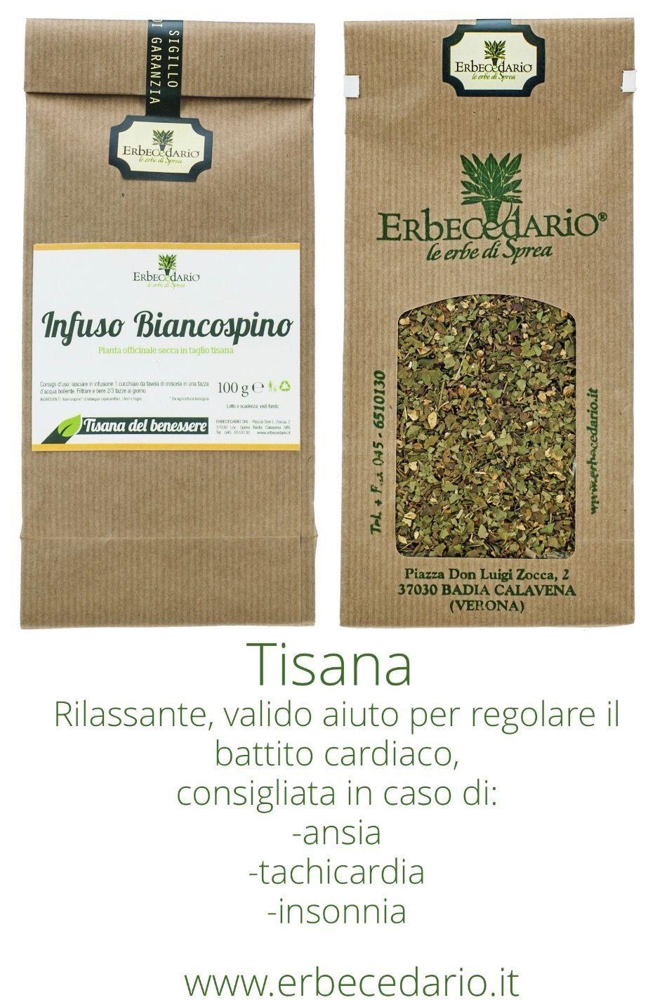 Tisana Biancospino - Tisane, Rimedi naturali, Pressione..