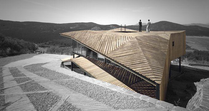 Kiltro House, Susuka Arquitectos, #Chile