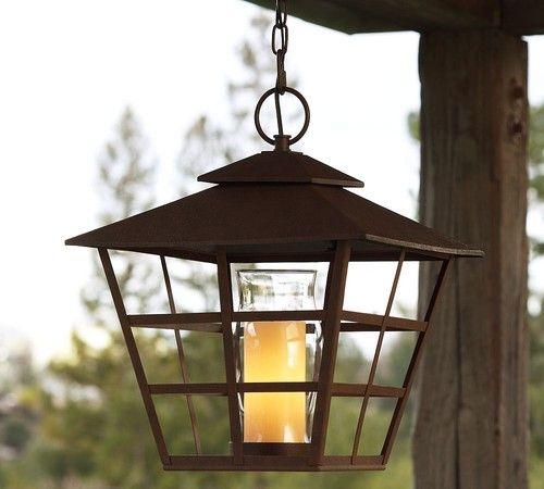 Santa Maria Pendant | Pottery Barn   Traditional   Outdoor Lighting   Pottery  Barn