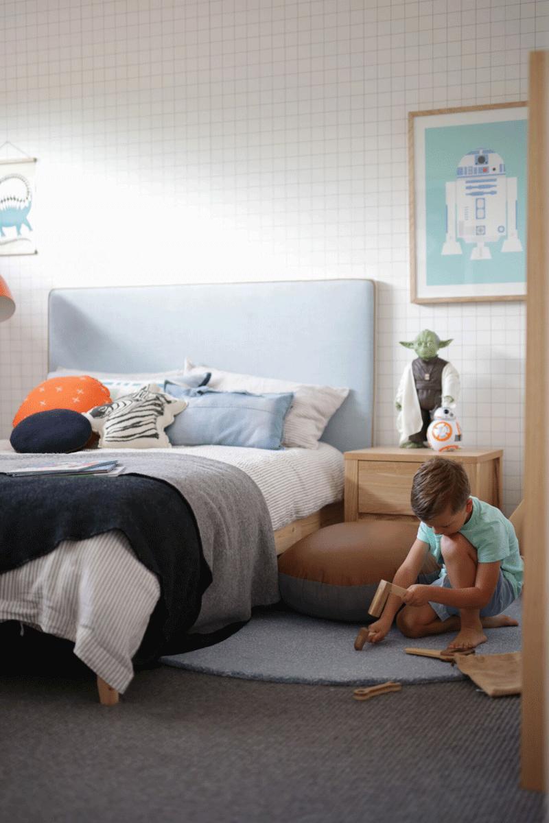 . A boy s room designed by an Australian kids interior designer