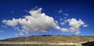 Nubes en Granada