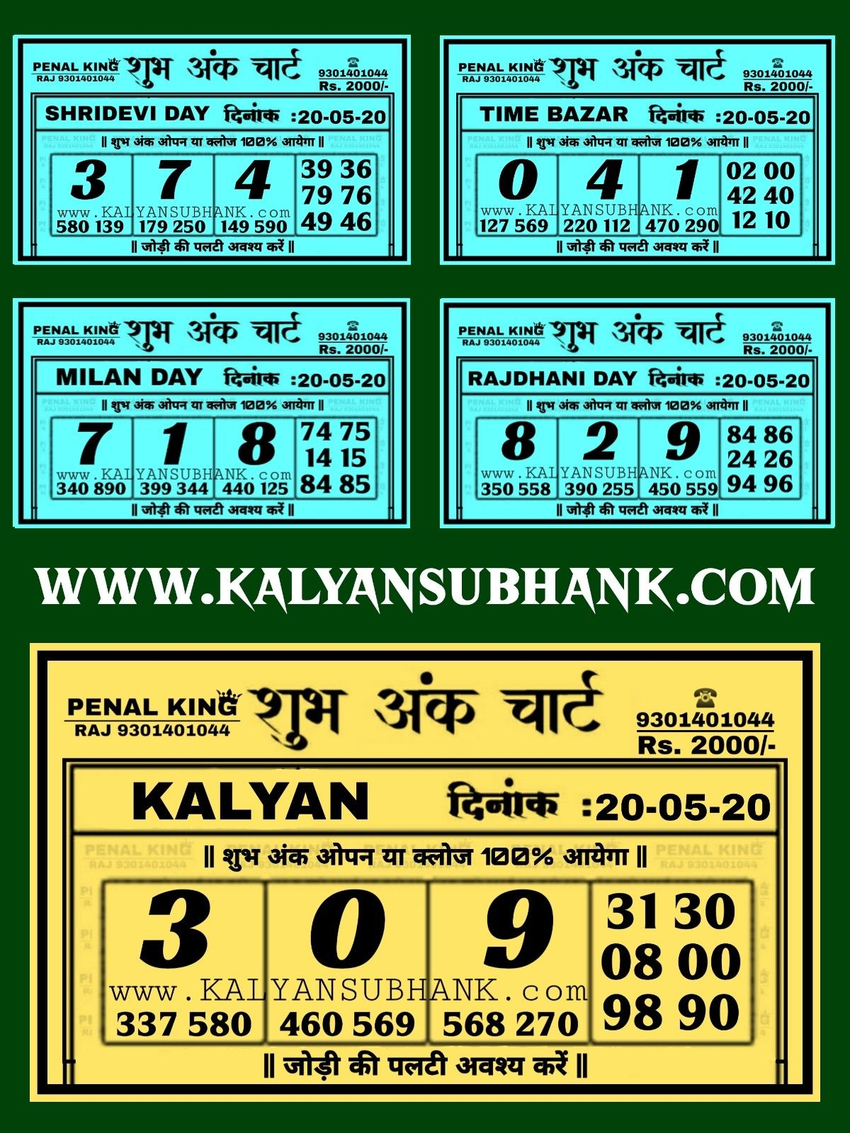 Kalyan Subh Ank Chart Lottery Tips Kalyan Tips Lucky Numbers For Lottery Touch math single digit addition