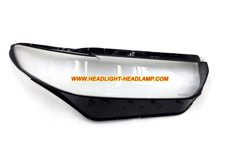 2016 Ford Taurus Original Factory Oem Headlight Lens Cover Plastic