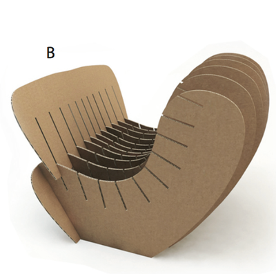 Ergonomic Anthropometric Ergonomics And Anthropometrics Cardboard Furniture Cardboard Furniture Design Cardboard Chair