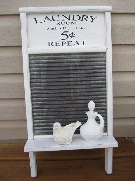 laundry room vintage signs rsultats de recherche dimages pour washboard craft ideas