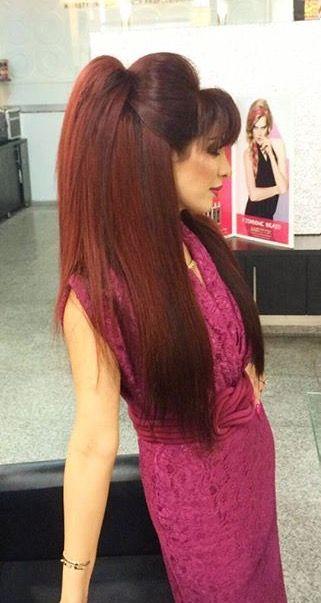 Pin by My Hairstyles on Hair Styles   Long hair girl, Hair ...