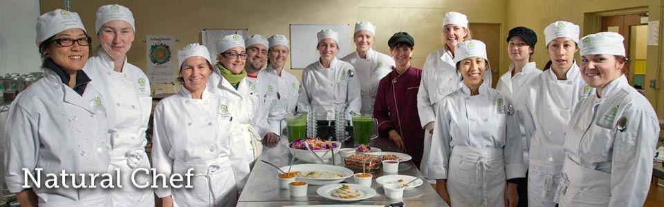 Bauman College Natural Chef Program Chef training