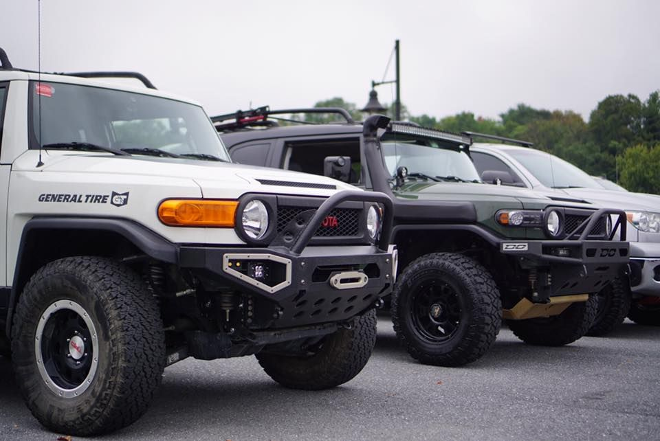 Pin by Larry Keahey on FJ Cruiser Fj cruiser, Custom fj