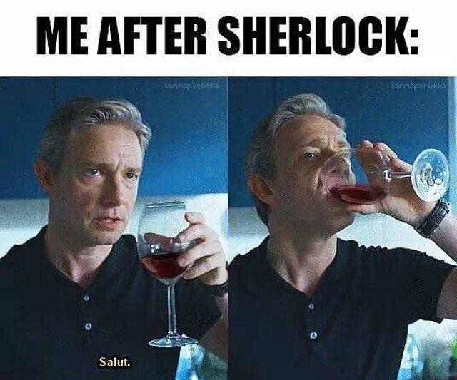 """Sherlock S04 EP02 """"The Lying Detective"""". Season 4. \ THE LAST EPISODE TODAAAAAAAAAAAAAY!!!!!!!!!!!!!!!!!!!!!!!"""