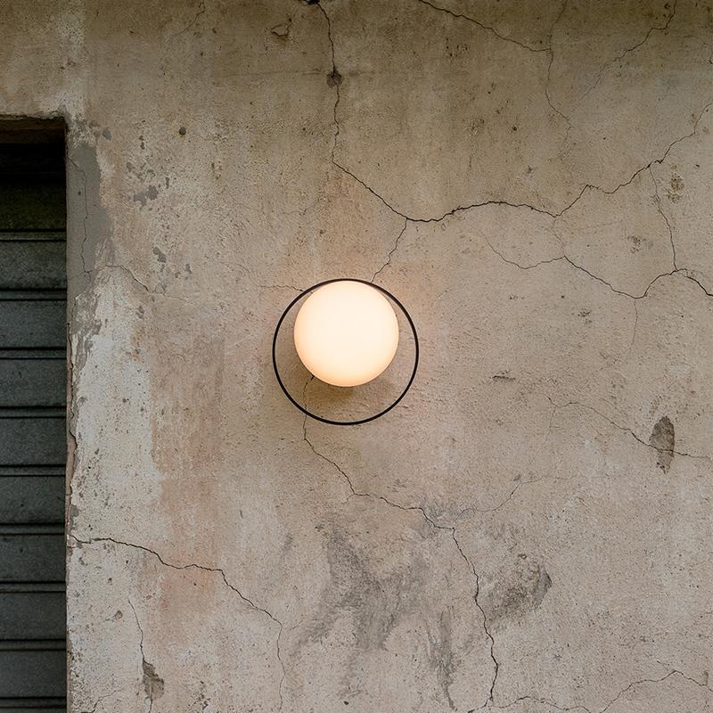 Circ Ring Wall Light Alti Lighting Wall Lights Wall Light