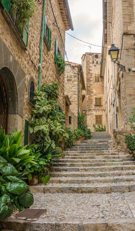 Fornalutx ♡ Mallorca, Spain #mallorca #spain #fornalutx #europe #travel