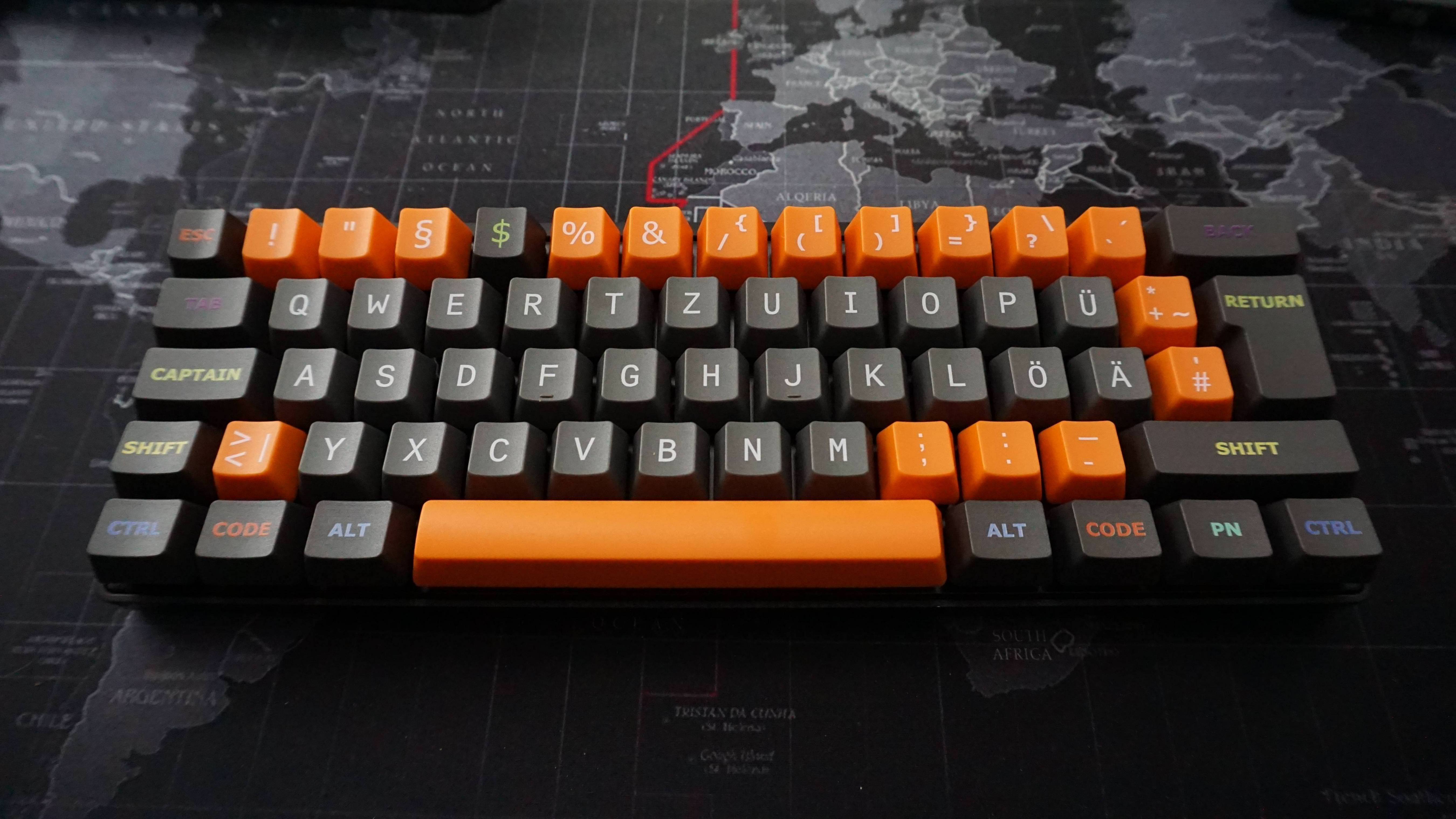 Pin by MaxShine on Mechanical Keyboards Showcase (With
