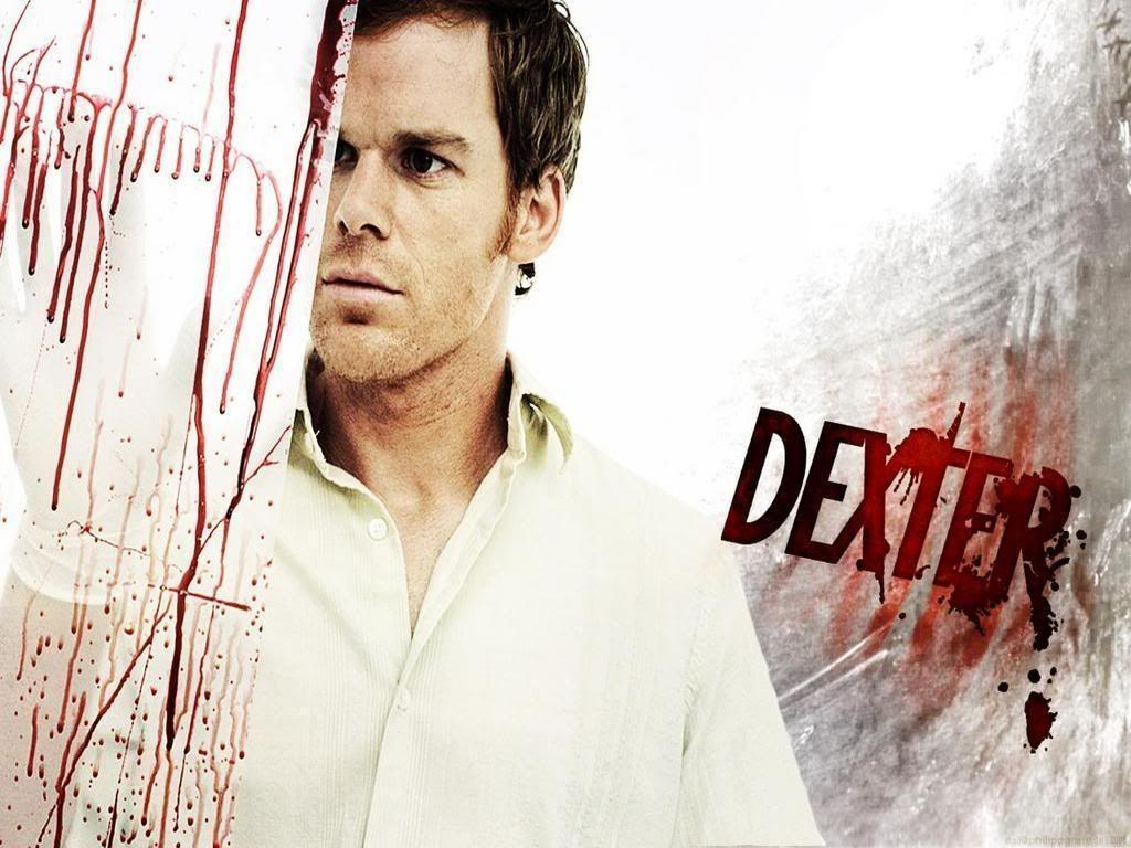 Some Dexter wallpaper?