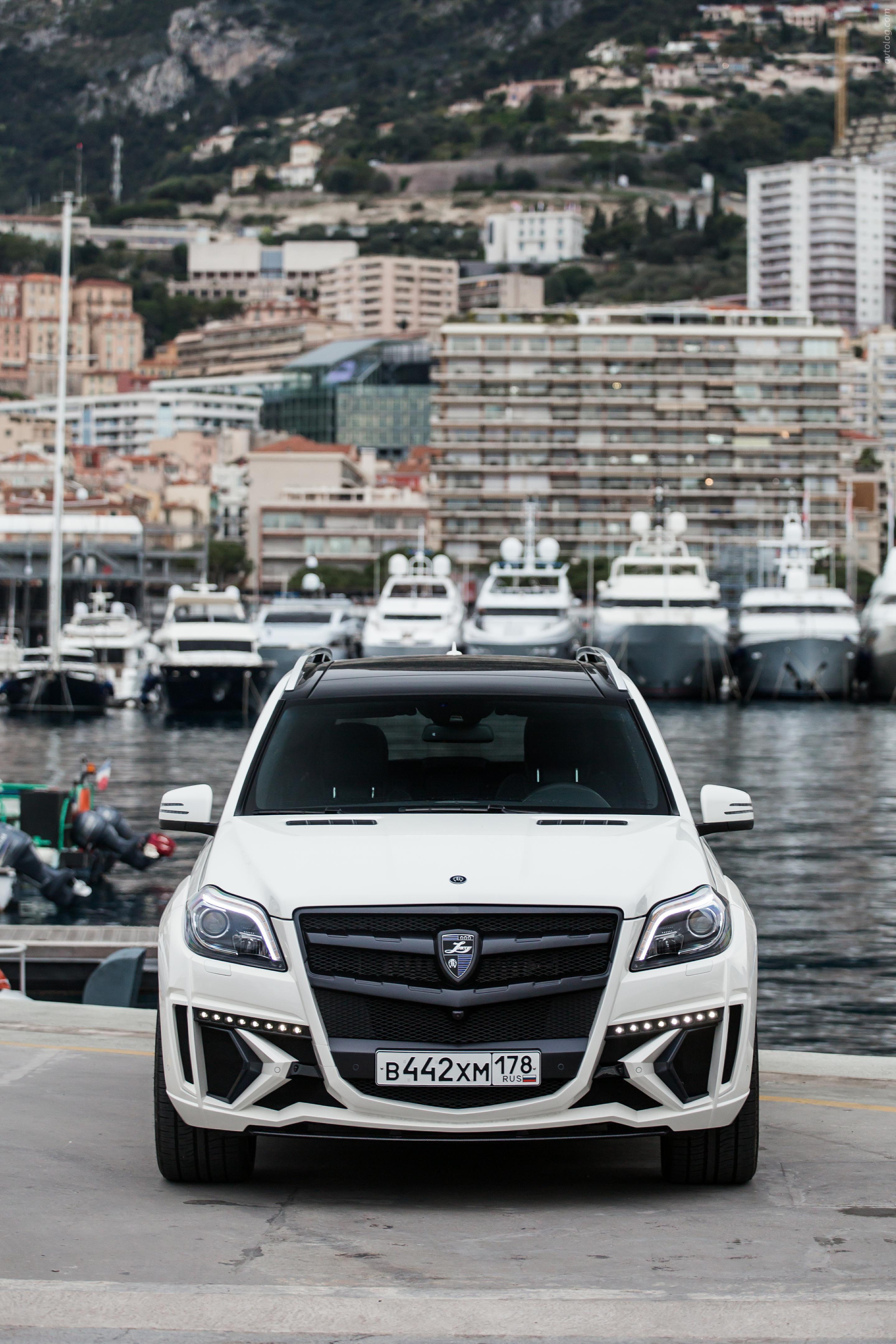 Beau 2015 Larte Design Mercedes Benz GL 63 AMG Black Crystal #Segment_J  #Larte_Design #