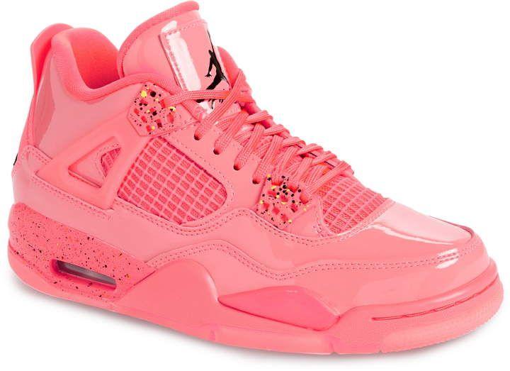 Nike Air Jordan 4 Retro Nrg High Top Sneaker Women High Top