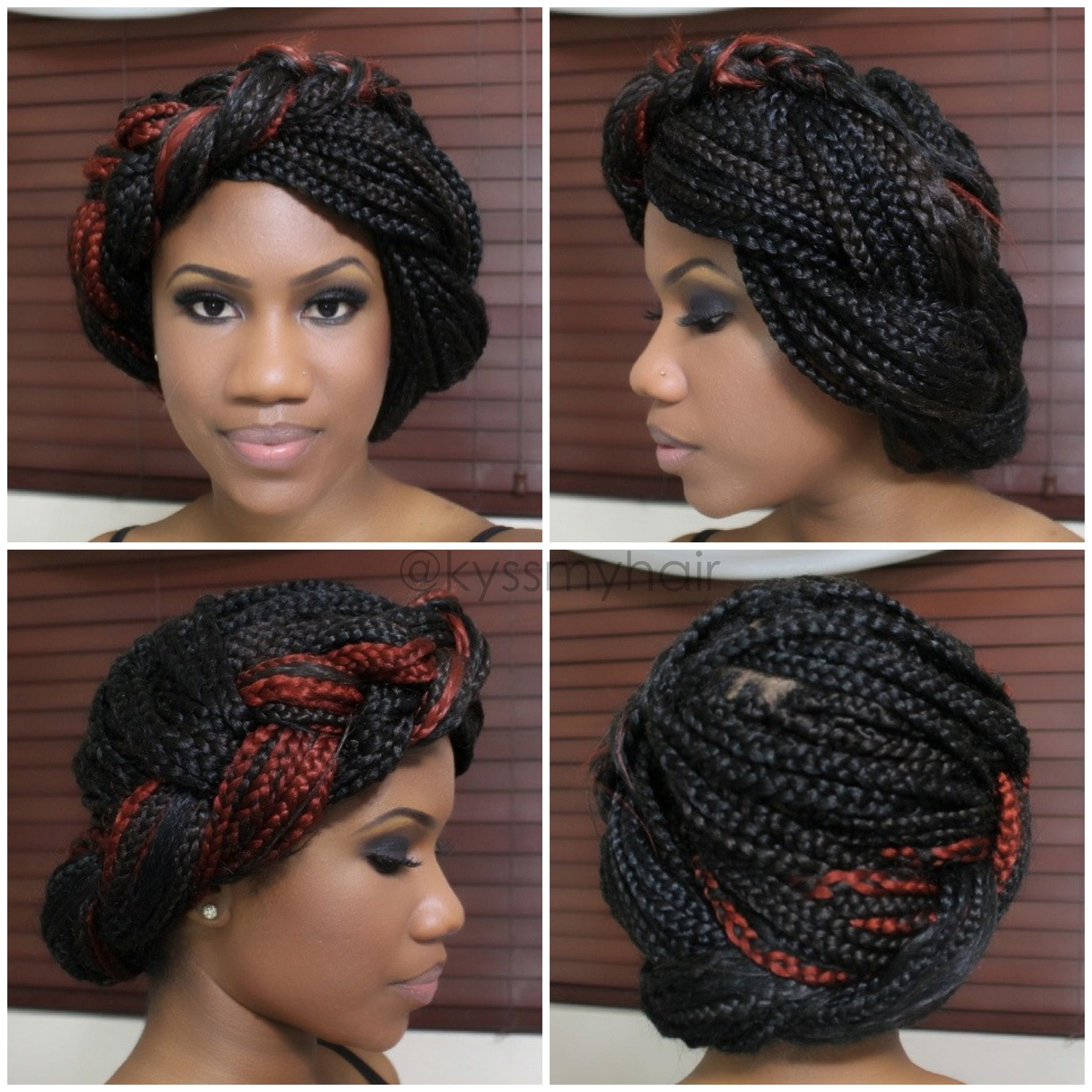 Fabulous Box Braids Long Box Braids And Braids On Pinterest Short Hairstyles For Black Women Fulllsitofus