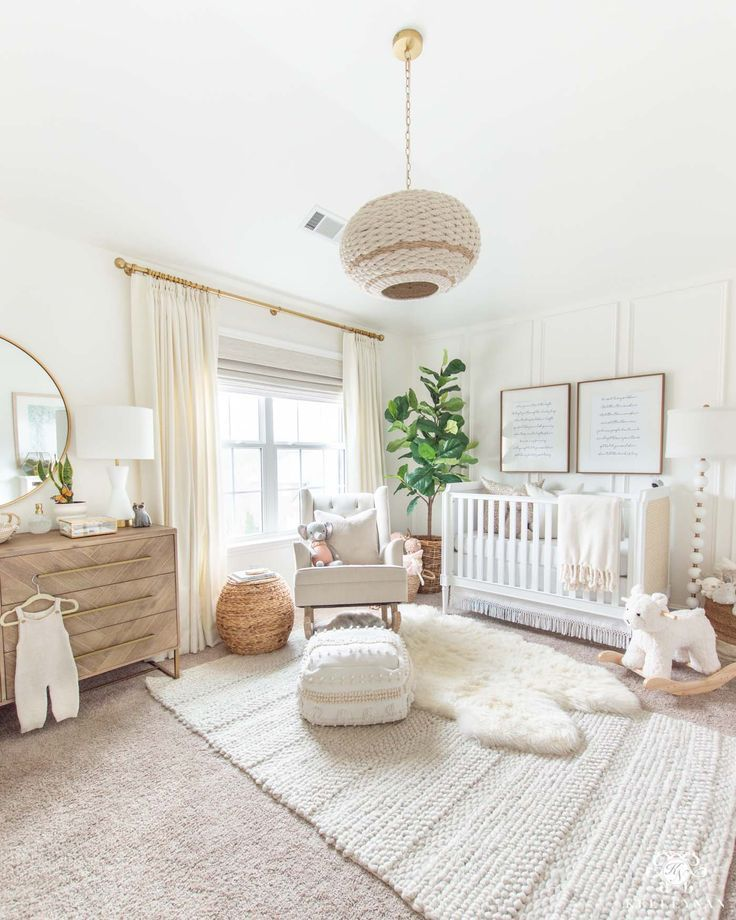 Look for Less: Affordable Nursery Furniture Alternatives