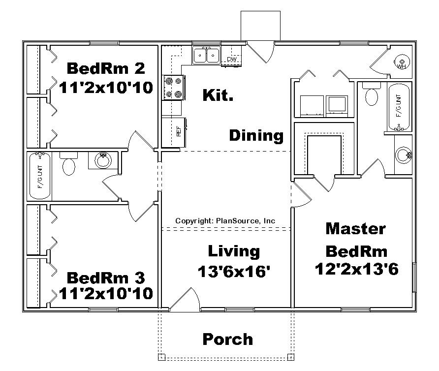 Garage Home Plans Amazing Ideas 6661 Wallpaper 4 Bedroom House Plans New House Plans Bedroom House Plans
