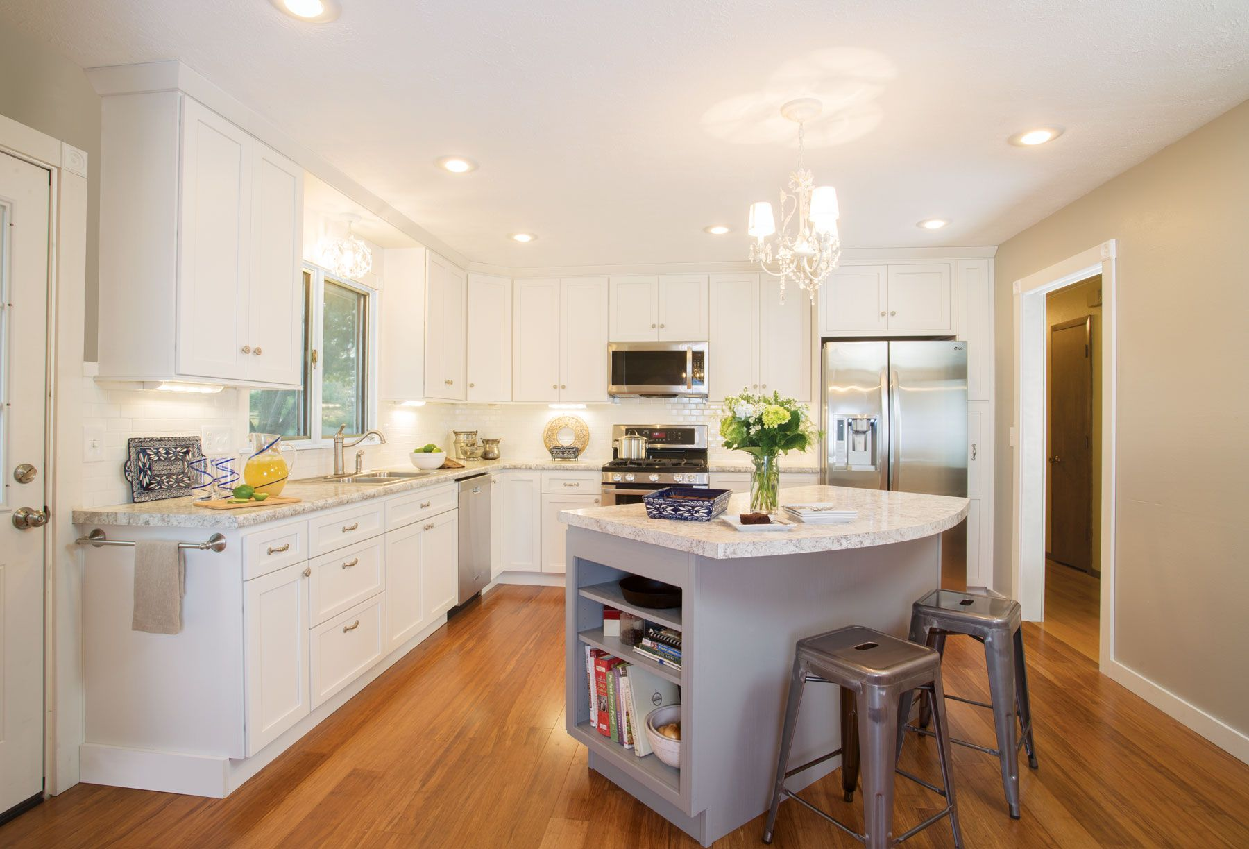 A Remodel In Central Sioux Falls Turned A Forgettable Kitchen Into A  Vibrant Gathering Space!