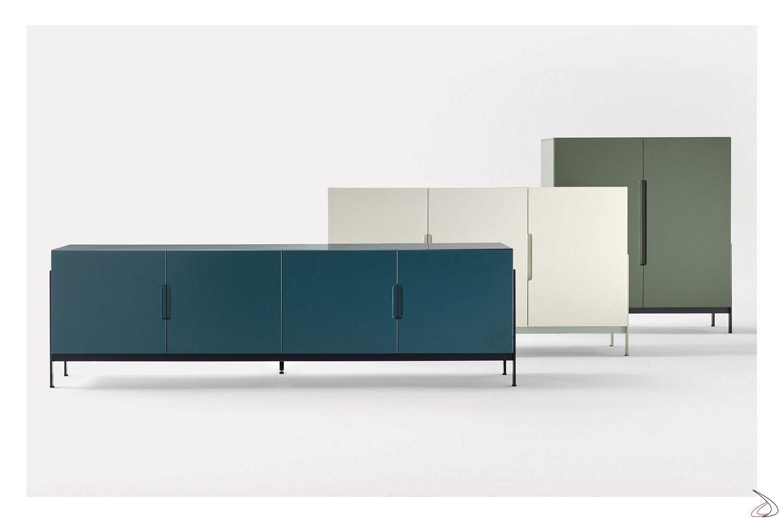 Madia di design da soggiorno Float | TopArredi - Arredo ...