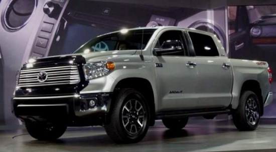 Toyota Tundra 2020 Rumors Redesign Specs Price And Release Date Toyota Tundra Toyota Tundra Trd Tundra Trd