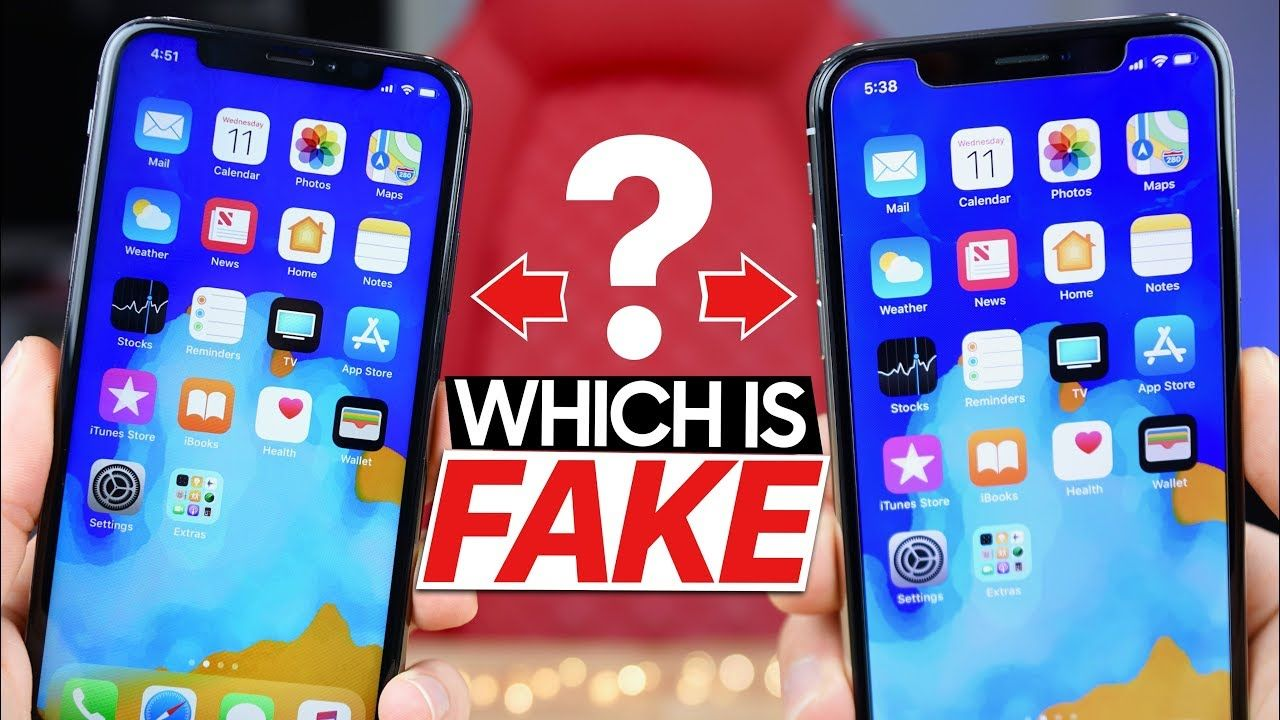 NEW 130 Fake iPhone X! Realest Notch Version! The