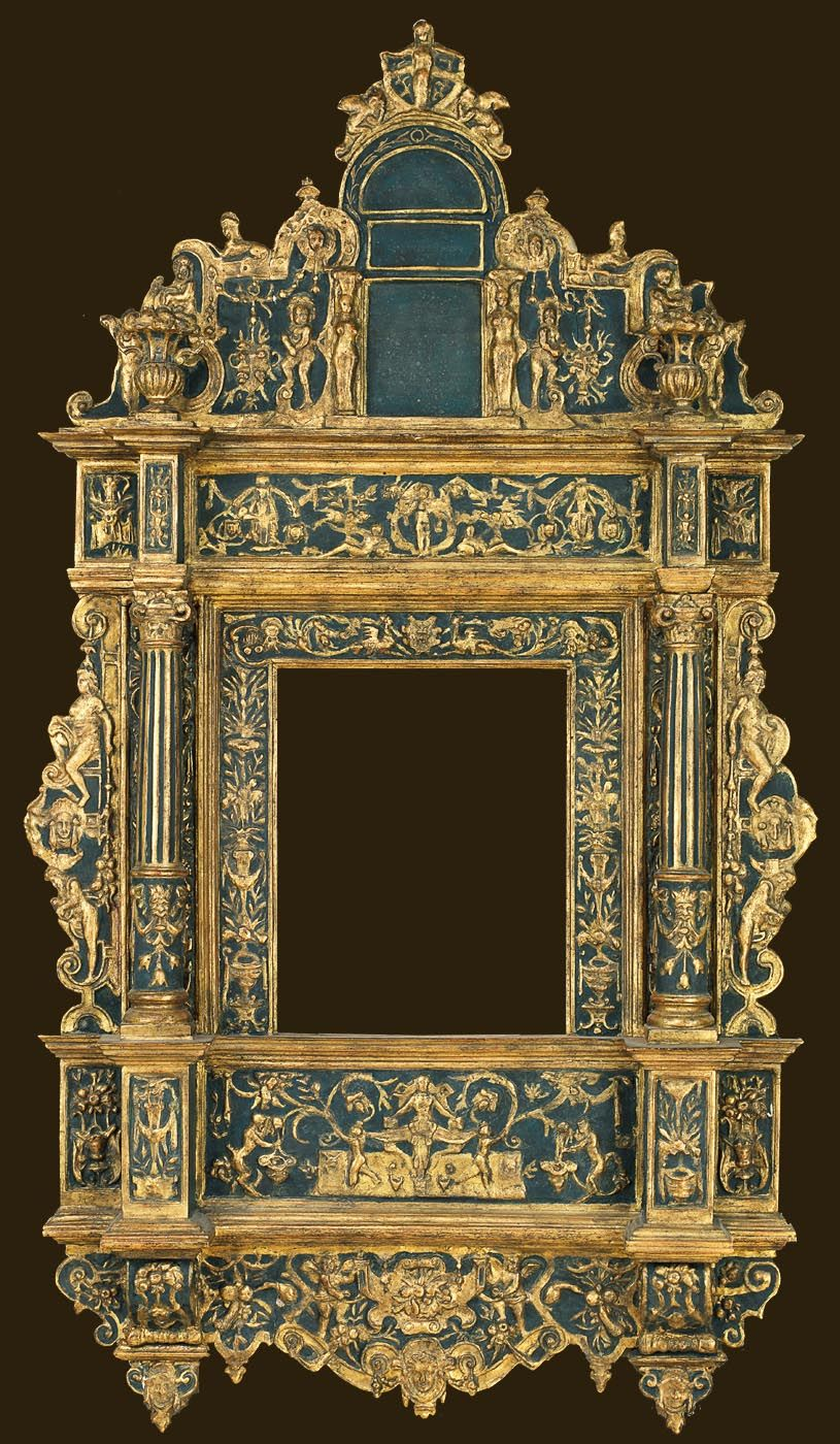 Italian 15th Century, Tabernacle – 12 1/2″ x 10 3/4″ x 13 ...