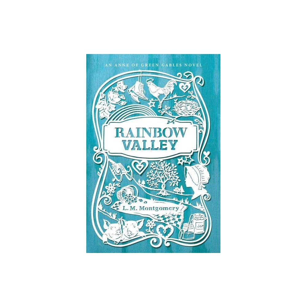 Rainbow Valley Anne Of Green Gables Novels By L M Montgomery Hardcover Anne Of Green Anne Of Green Gables Green Gables