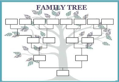 Family Tree Template 29 Download Free Documents In Pdf Word Ppt