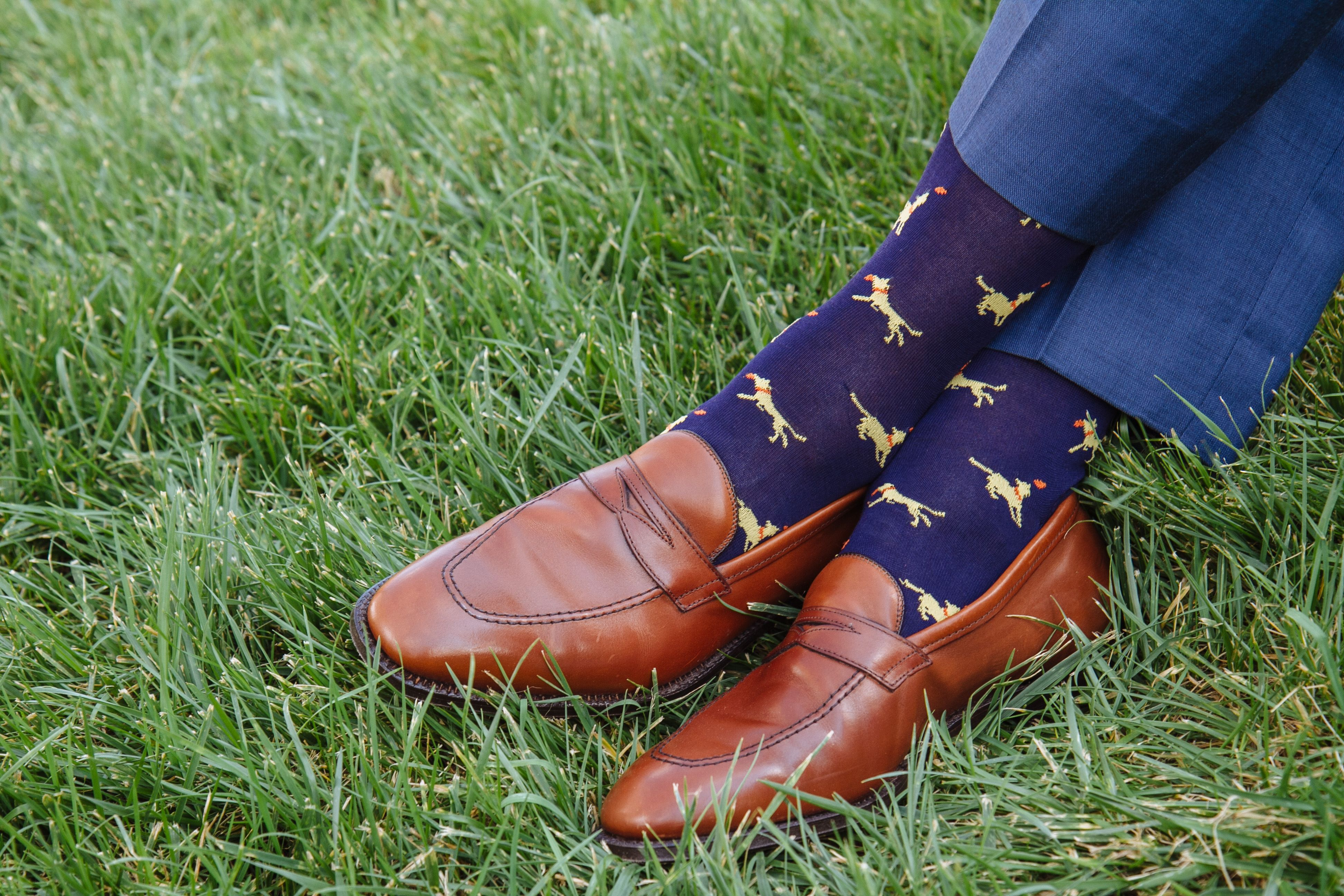 Dapper Classics Made In Usa Socks And Trousers Mens Dress Socks Usa Socks Dress Shoes Men