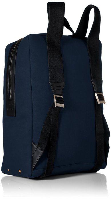 5ed05dc0956 Jack Spade Men's Surf Canvas Backpack, Dockside Green, One Size ...