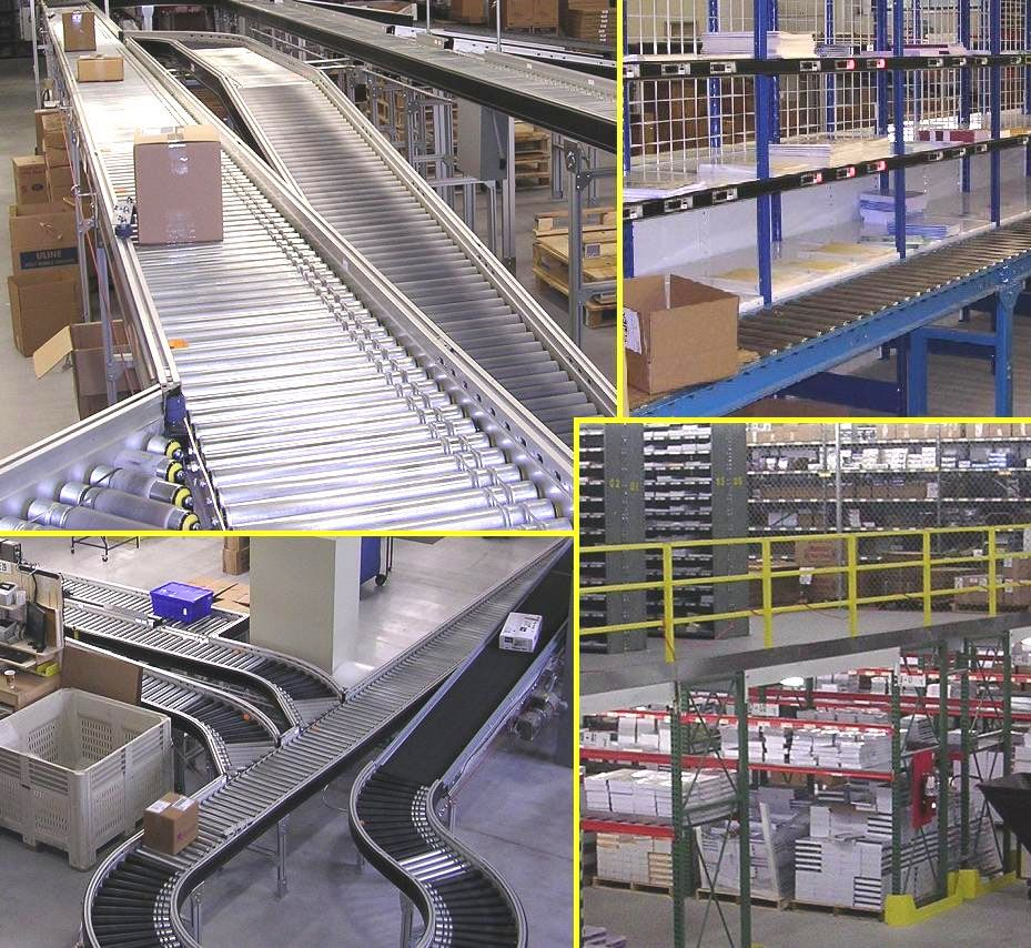 Speedrack Midwest Gives You Access To The Most Advanced Material Handling Technologies Available Today And To The Expertise And Resources Of Its Integrated Sys