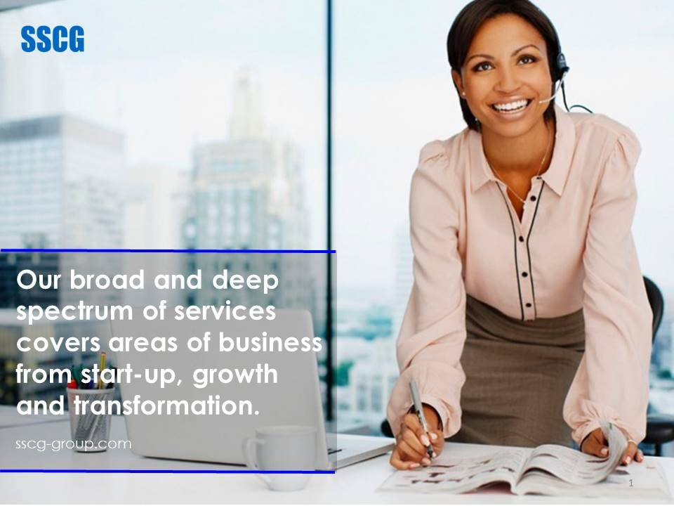Our broad and deep spectrum of services covers areas of
