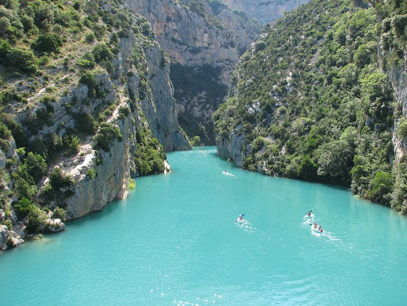 12 Most Beautiful Canyons Of The World Places To Travel Europe Travel France Attractions
