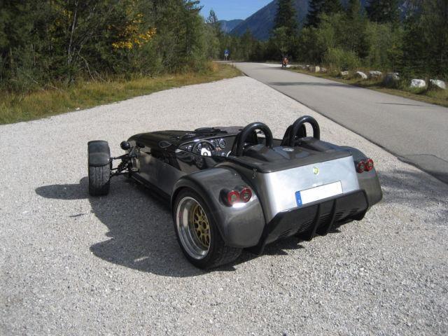 lotus super seven einzelanfertigung rcb hs20 3 roadster pinterest voitures grosses. Black Bedroom Furniture Sets. Home Design Ideas