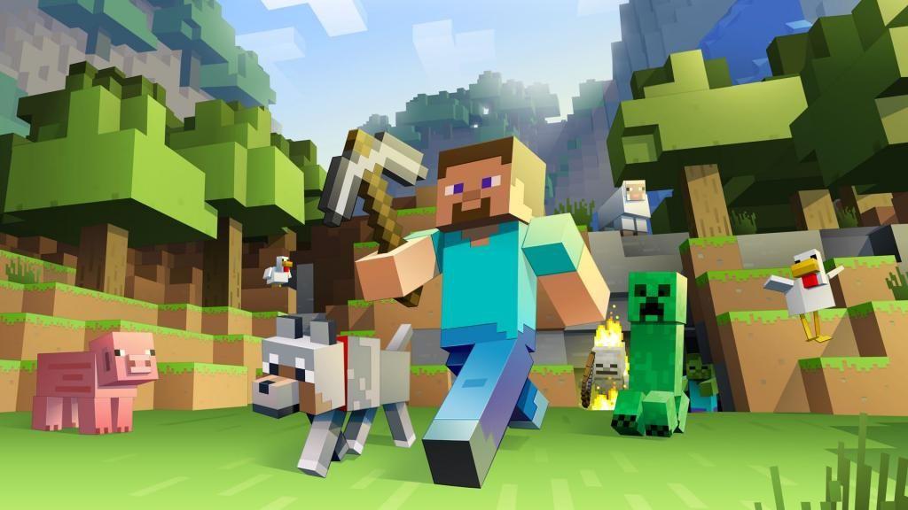 Gra Pc Minecraft 24 7 Premium Promocja 75 6048462767 Oficjalne Archiwum Allegro Minecraft Pocket Edition Minecraft Minecraft Games