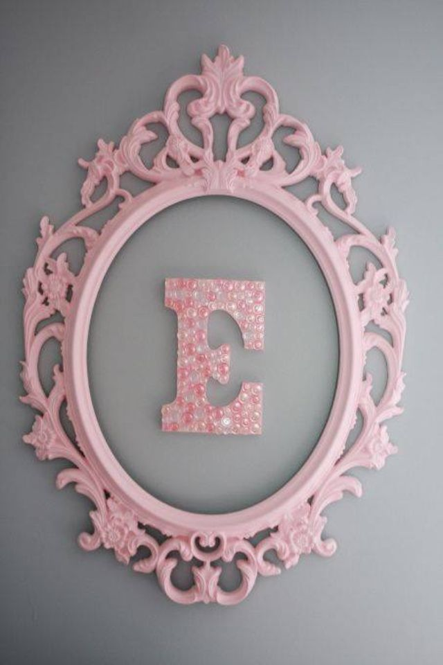 I\'m sooo making this for my girls for over their beds :)   1er ...