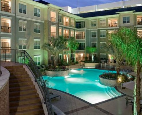 Great Kirby Houston Hospital Extended Stay Furnished Apartments