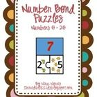 Students will put a puzzle together to form the number at the top.  Pictures are on the pieces so students can actually count the objects making su...