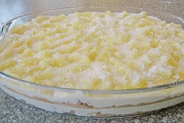 Nachspeise aus Milchmädchen und Zitronen von jacult | Chefkoch