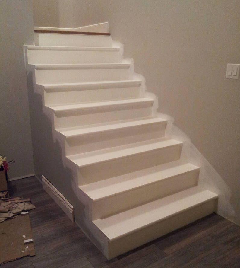 peinturer les marches du sous sol pour une jolie finition voici comment faire d coration. Black Bedroom Furniture Sets. Home Design Ideas