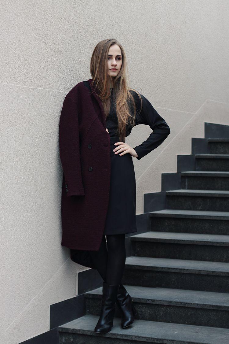 So in Carmel / Ciriana jumper dress //  #Fashion, #FashionBlog, #FashionBlogger, #Ootd, #OutfitOfTheDay, #Style