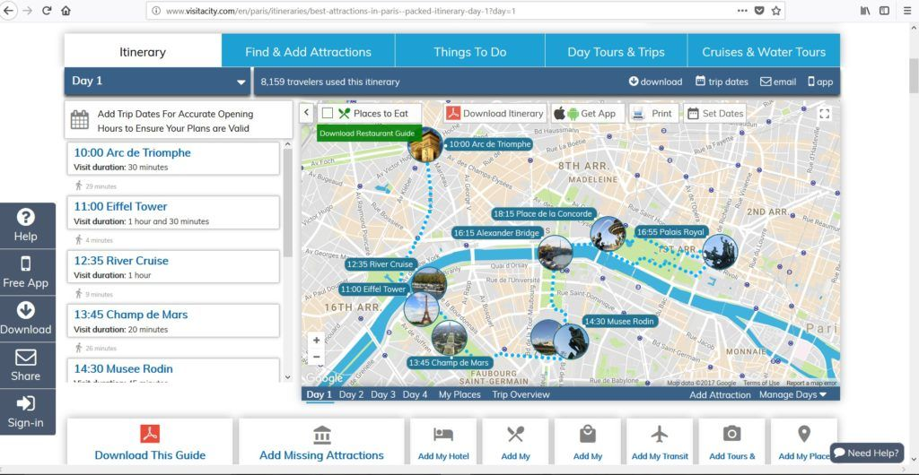 My All Time Favorite Trip Planning Tool Visit A City Trip Planning Trip Vacation Itinerary