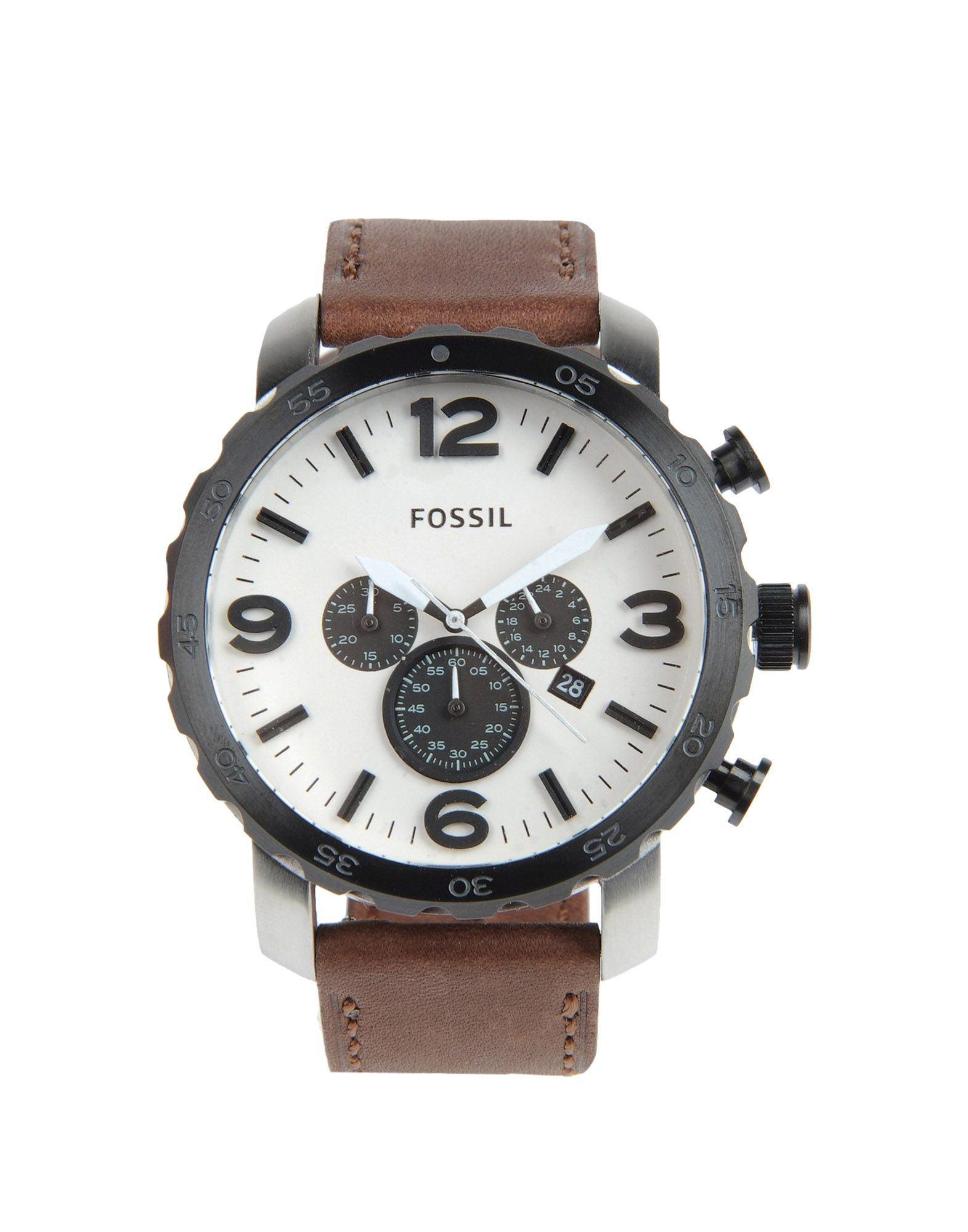 c399e72358f Fossil Men - Watches - Wrist watch Fossil on YOOX