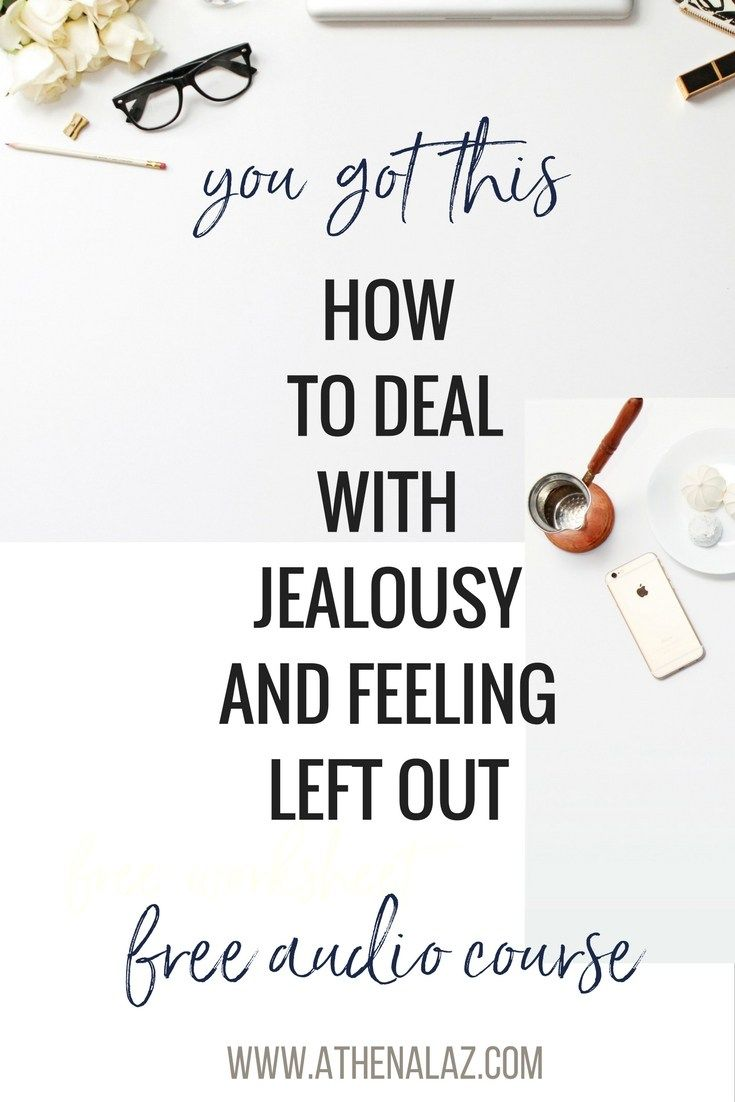 How to fix jealousy in a relationship