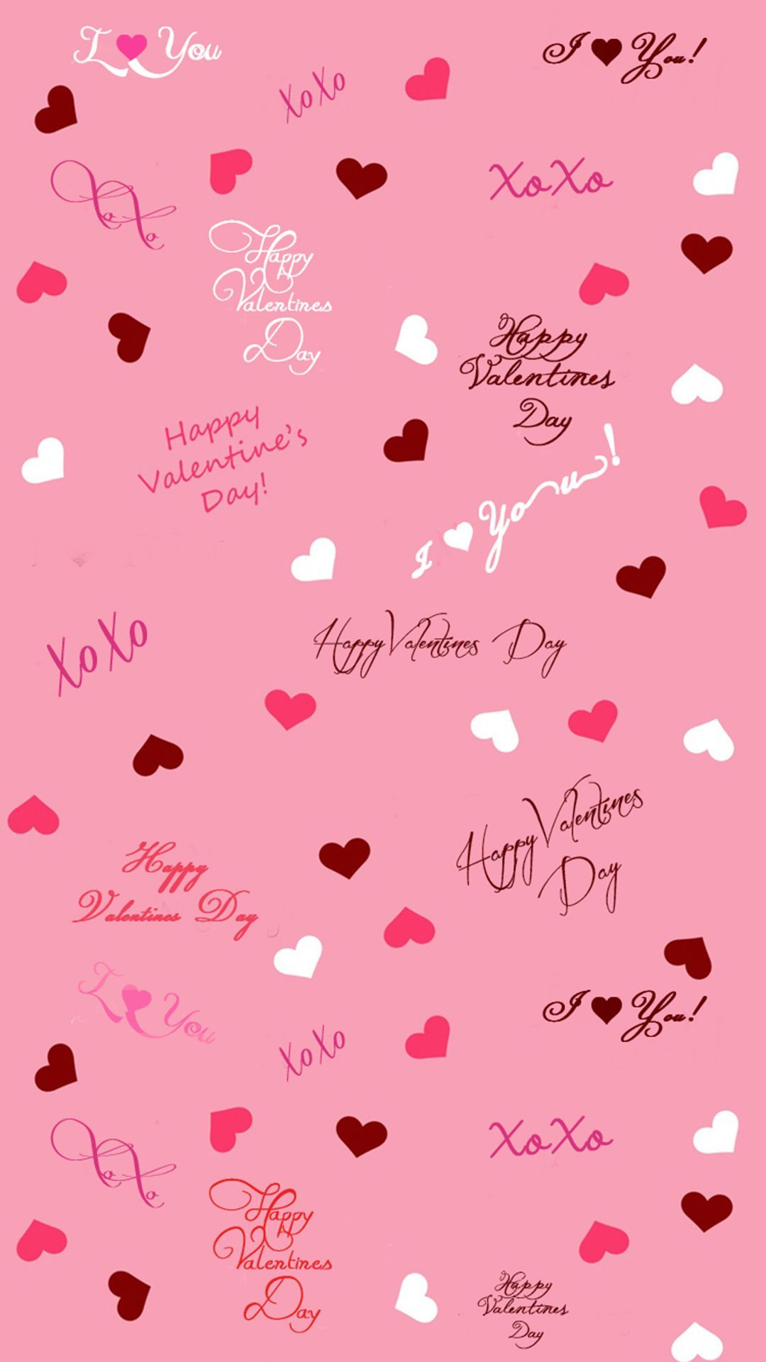 Awesome Valentine's Day iPhone Wallpapers - WallpaperAccess
