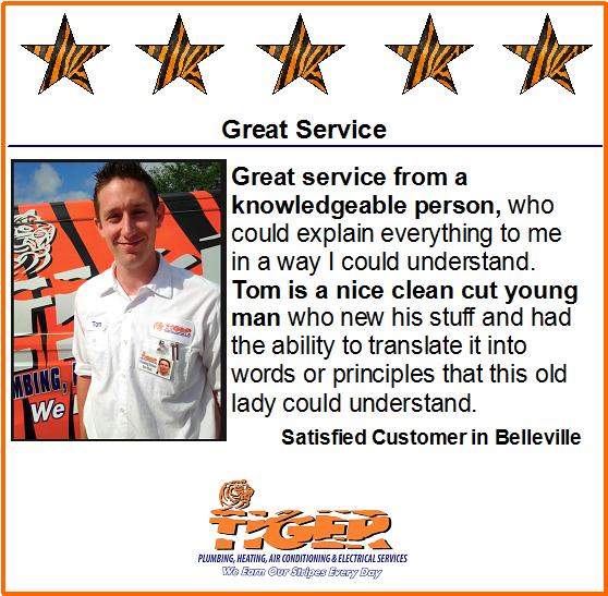 Great Service Way To Go Tom Fivestarfriday Fsf Trusttiger